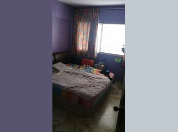 Master bedroom at Tampines for rent