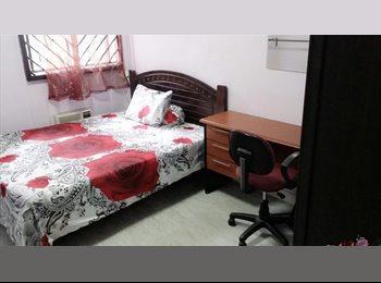 Masterbedroom for Rent  526 Bedok North St .3