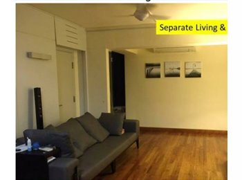 EasyRoommate SG - common room for rent - Balestier, Singapore - $800 pcm