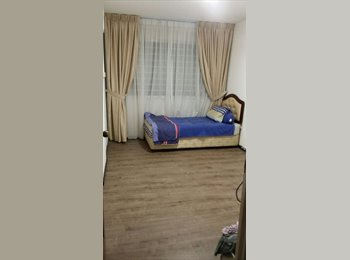 Common room at 514 Serangoon North ave 4 for rent