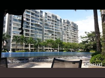 Boon Lay mrt 1 min condo junior master room