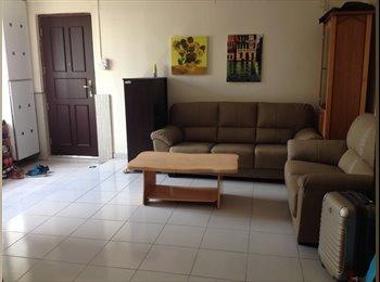 Master room in HDB