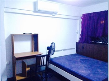 EasyRoommate SG - Master Bedroom to rent - Yishun, Singapore - $850 pcm