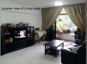 Large Condo Room facing nature view with private bathroom...