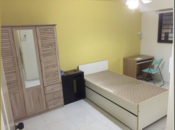 For RENT - Common room in Block 810 Tampines Avenue 4