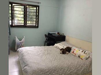 EasyRoommate SG - Common room available at Telok Blangah - Telok Blangah, Singapore - $1,150 pcm