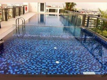 EasyRoommate SG - Roof top pool wtih great view - Geylang, Singapore - $1,300 pcm