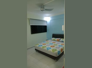 EasyRoommate SG - Comm Room for Rent - Simei, Singapore - $850 pcm