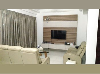 EasyRoommate SG - large ensuite master bedroom for rent - Katong, Singapore - $1,200 pcm