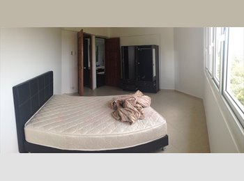 Master bedroom at Tampines St
