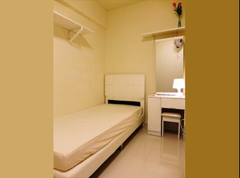 Furnished room 65 new upper changi road for rent!
