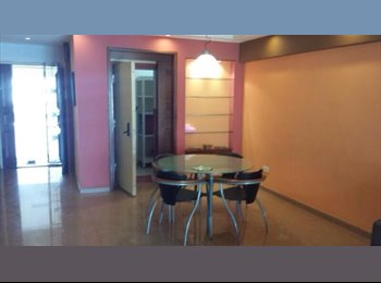 EasyRoommate SG - Fully Furnished Commom Room Opp to MRT - Sembawang, Singapore - $550 pcm