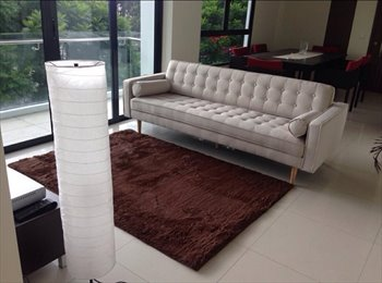 EasyRoommate SG - Common Room - HawParVilla - PAsir Panjang Rd - Clementi, Singapore - $1,100 pcm