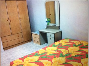 two rooms(w/o aircon)available for rent