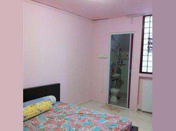 Master room for rent at Blk 348 Ubi Ave 1