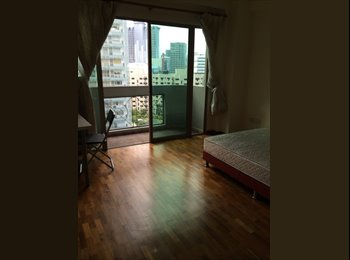EasyRoommate SG - Master Bedroom Somerset immediate move in - Orchard, Singapore - $1,800 pcm