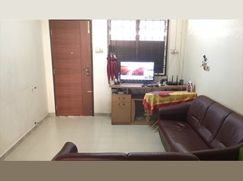 EasyRoommate SG - Master Room for sharing or common room for single occupancy(700) No Agent Fee required - Serangoon, Singapore - $500 pcm