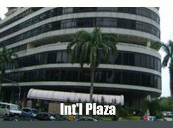 Master room for rent at International Plaza