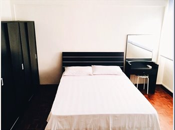 EasyRoommate SG - Master Room Close To Simei & Tampines MRTs - Simei, Singapore - $1,350 pcm
