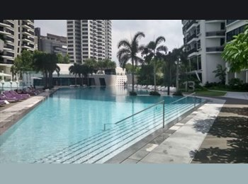 EasyRoommate SG - Small Room for rent in DLeedon - Holland, Singapore - $600 pcm