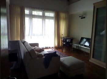 cosy room in a terrace house along fidelio street