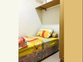 EasyRoommate SG - Room for short stay! (female only) - Novena, Singapore - $850 pcm