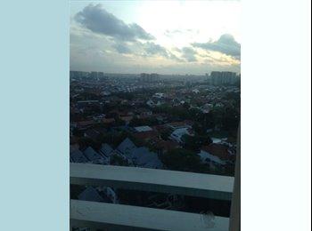 Bright, breezy, high floor, high quality life