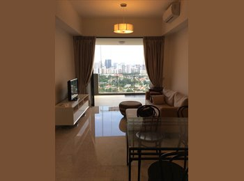 Fully Furnished 2 Bedroom Apartment at 368 Thomson For Rent