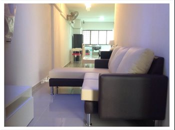 EasyRoommate SG - Hotel Style! No Owner! Mins to MRT (No Agt fees) - Telok Blangah, Singapore - $1,000 pcm