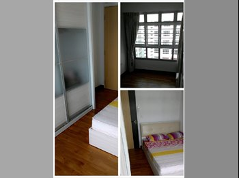 Sengkang : Room for rent at Anchorvale Road, WIFI,Aircon