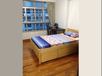 EasyRoommate SG - Sengkang : Room for rent at Anchorvale Road - Sengkang, Singapore - $700 pcm