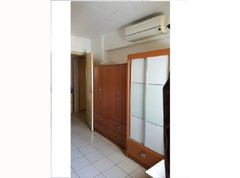 Master bedrm w/h toilet attac near to yishun MRT for rent