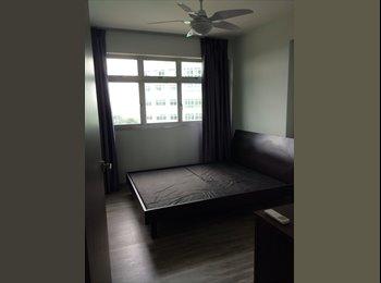 EasyRoommate SG - New common room for rent at Sengkang - Sengkang, Singapore - $700 pcm
