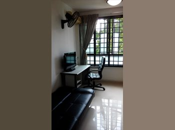 Fully furnish room availble for rent near to haw par villa...