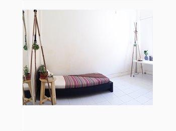Spacious 1 bedroom house ( Garden + City)