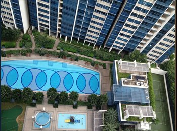 EasyRoommate SG - Nice City Square Residences Master Room with attached bathroom for Rent! - Farrer Park, Singapore - $2,200 pcm
