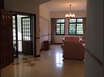 Common room at condo Dunearn court near Botanic Garden MRT