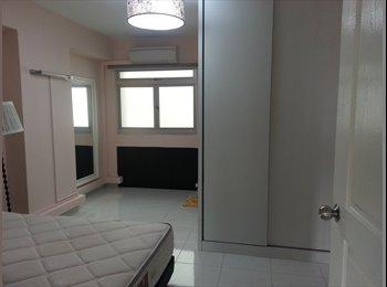 EasyRoommate SG - master bedroom for rent - Pasir Ris, Singapore - $1,000 pcm