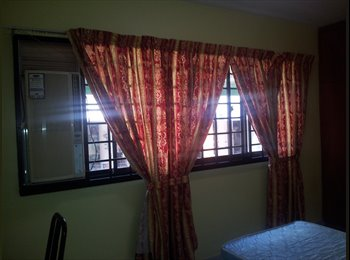Centralised room with full amenities