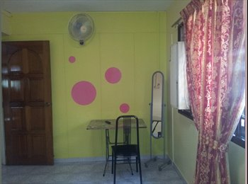 Centrally located room with full amenities (furnished)