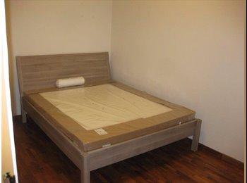 Common bedroom at Tanjong Pagar