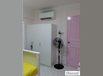 EasyRoommate SG - common room near bedok mrt for rent - Bedok, Singapore - $750 pcm