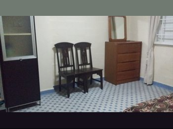 EasyRoommate SG - Need lady for nice common room. Holland vilage block 6 - Holland, Singapore - $900 pcm