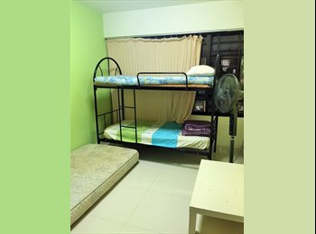 Well Furnished Common Room for Rent @ 441D Fernvale Rd