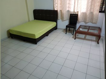 Spacious Common Room available