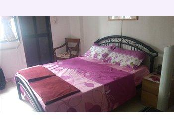 EasyRoommate SG - Master bed room @simei area - Simei, Singapore - $1,000 pcm