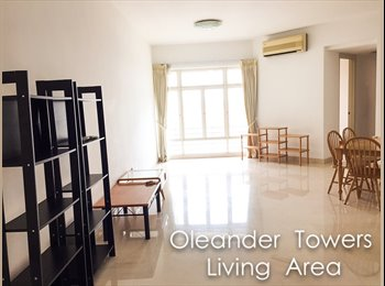 EasyRoommate SG - Central Location | 3 mins walk to MRT | 3 Spacious Bedrooms plus Maid's room - Toa Payoh, Singapore - $3,400 pcm