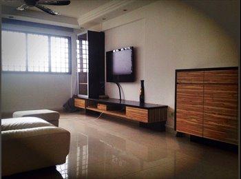 EasyRoommate SG - Modern common room   - Balestier, Singapore - $1,100 pcm