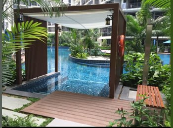 EasyRoommate SG - luxurious Master Room available now! - Hougang, Singapore - $1,800 pcm