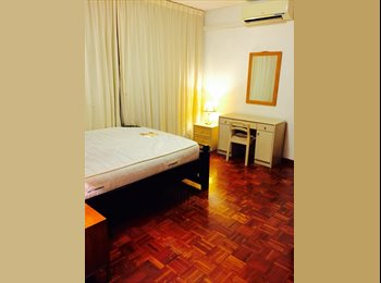 EasyRoommate SG - super big common room, nice, comfortable, attached with big private balcony - Bedok, Singapore - $1,200 pcm